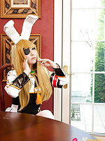 Saku Asian is the captain of all the kinky bunnies in the world